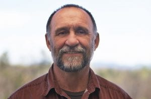 Mike Seres, Director of Chimpanzee Management